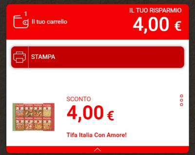 Coupon Italpizza
