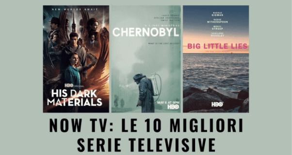 Le migliori serie televisive