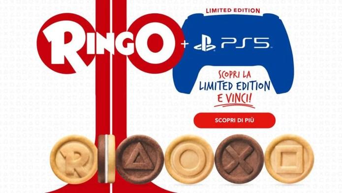 Vinci ogni giorno Playstation® 5 con il nuovo concorso Ringo