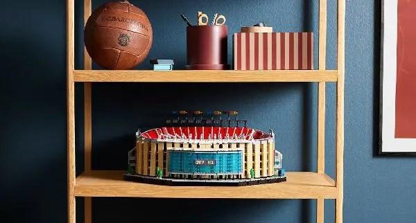 Set Lego Camp Nou - FC Barcelona