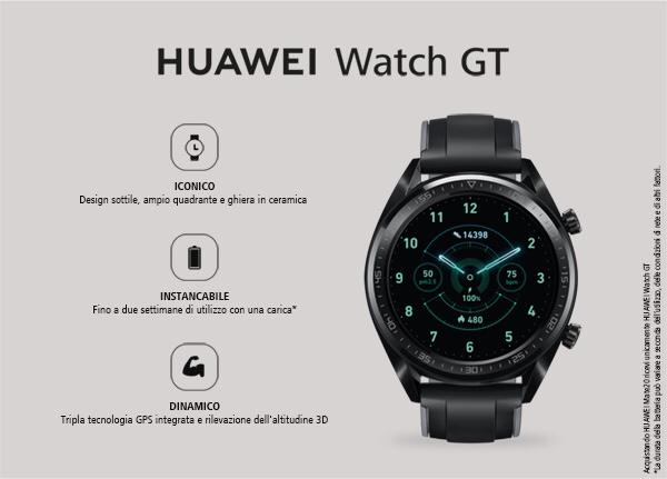 www.scontrinofelice.it img 4639 3 Con Huawei Mate20 e Mate20 pro ricevi Watch GT e Wireless Charger come premio sicuro