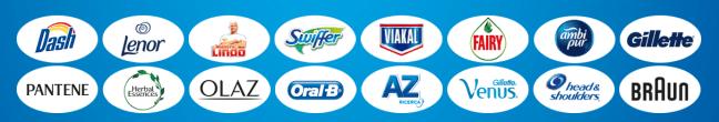 Prodotti pg Spendi 20€ in prodotti P&G e ricevi un buono spesa Carrefour da 15€
