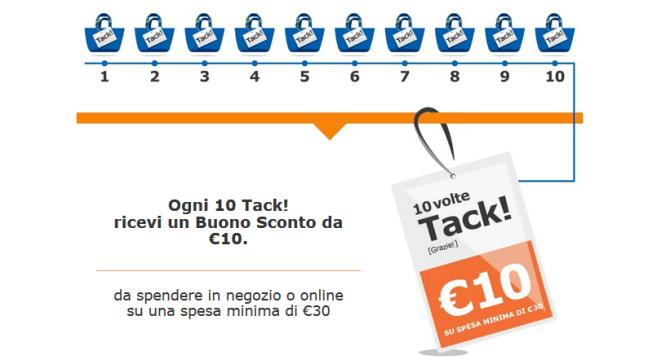 Tack Ikea Buono Sconto IKEA Tack!: accumula punti e ottieni buoni sconto!