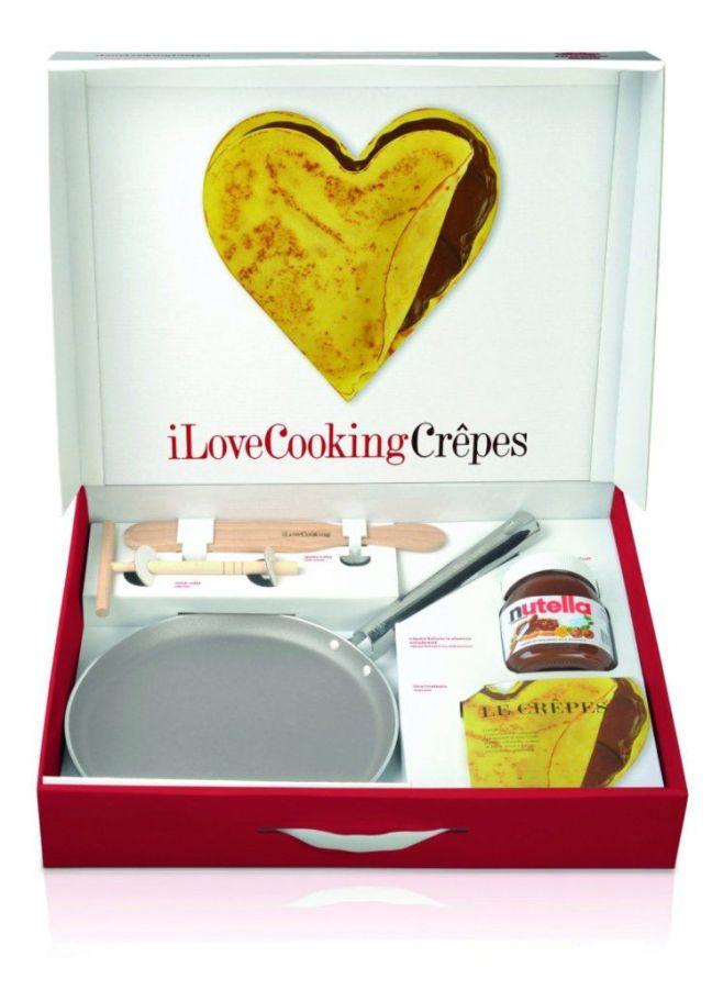 kit crepes nutella 1 Nutella Day: 10 idee regalo per tutti gli amanti della Nutella!
