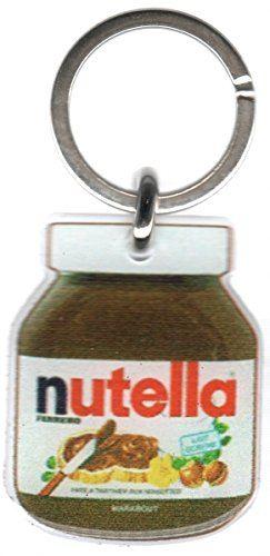 portachiavi nutella Nutella Day: 10 idee regalo per tutti gli amanti della Nutella!