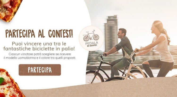 Concorso Italpizza Vinci Una Delle 50 Biciclette In Palio A Scelta