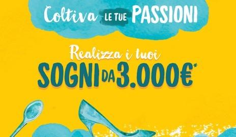 """Concorso """"Realizza i tuoi sogni da € 3.000"""": acquista i Cereali Fitness e vinci un buono spesa per acquistare ciò che vuoi!"""