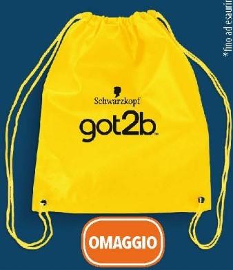 zainetto omaggio Tutti gli omaggi con acquisto da Acqua e Sapone (dal 28 maggio al 9 giugno)