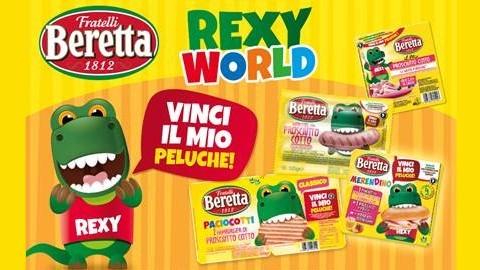 Concorso Beretta vinci Rexy