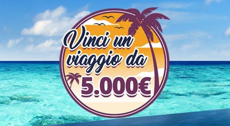 Concorso Piratinviaggio: vinci gratis un viaggio da 5.000 Euro!