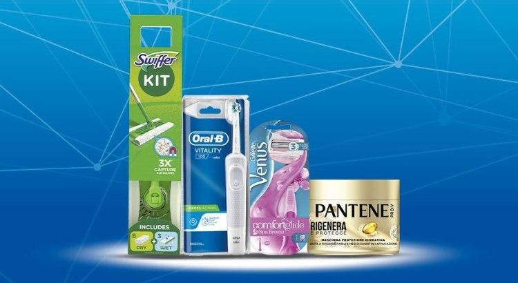 Diventa ambassador Swiffer, Oral-B, Gillette Venus e Pantene