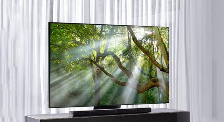 Acquista TV QLED 2020 Samsung ricevi premio certo Soundbar Dolby Atmos