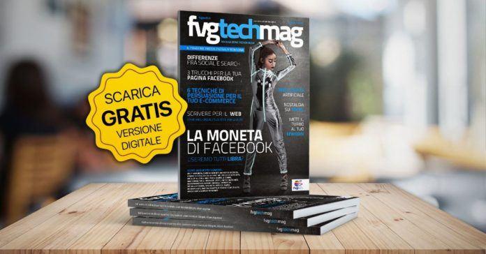 Disponibile gratis la rivista FvgTech Magazine