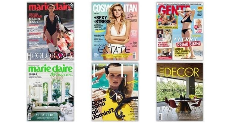 Riviste digitali Hearst Magazines gratis 3 mesi Coronavirus Italia