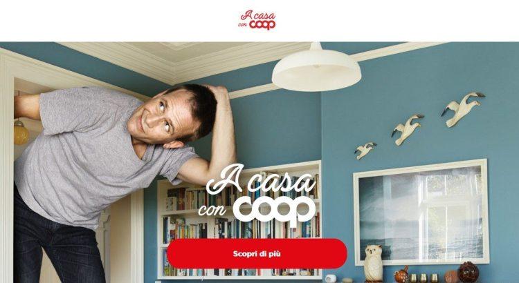 A casa con Coop