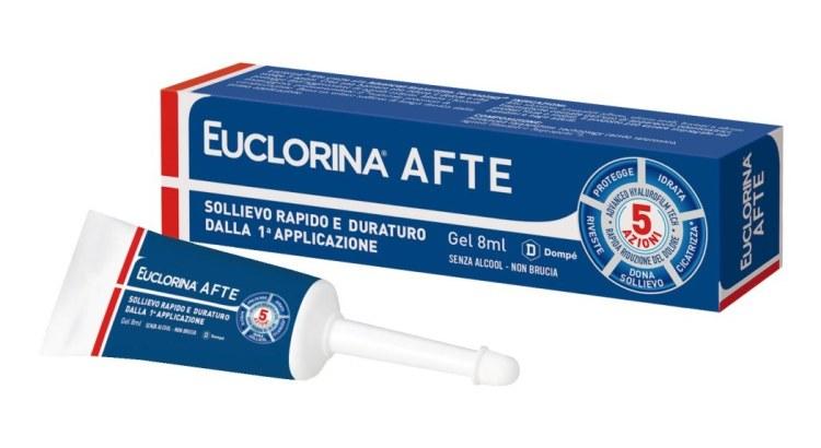 Diventa tester Euclorina Afte Gel