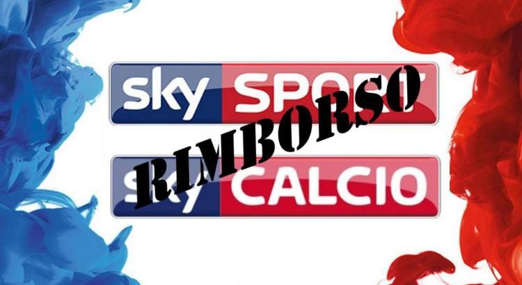 Sky Calcio e Sport: richiedi il rimborso per l'emergenza Coronavirus