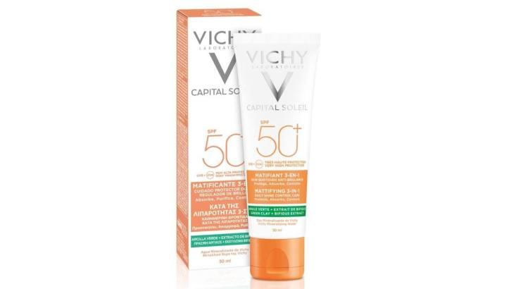 Diventa tester Vichy Capital Soleil SPF50+