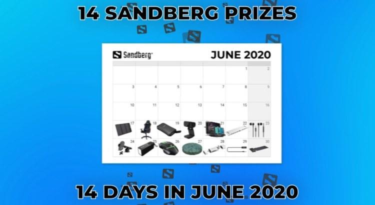 Concorso estivo gratuito Sandberg 2020