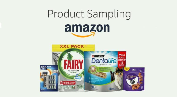 Campioni Omaggio Amazon Product Sampling