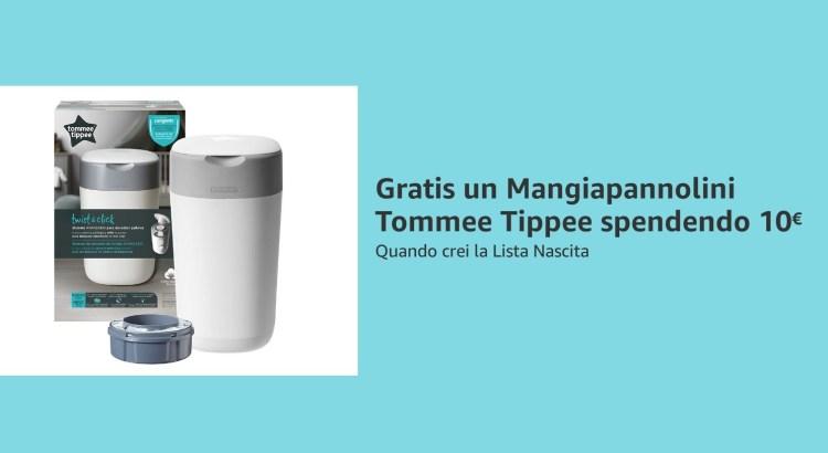 Acquista il Mangiapannolini Tommee Tippee con soli 10€ grazie alla Lista Nascita di Amazon