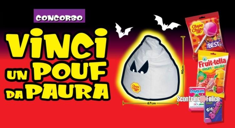 CONCORSO FOREVER FUN – Vinci un pouf da paura