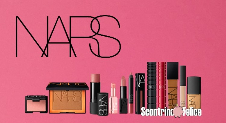 Vinci GRATIS 1 anno di Nars Cosmetics