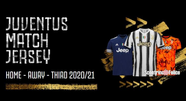 Vinci gratis la maglia da gara della Juventus