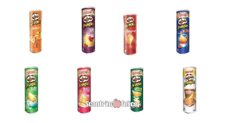 Concorso Buone Feste con PringlesConcorso Buone Feste con Pringles