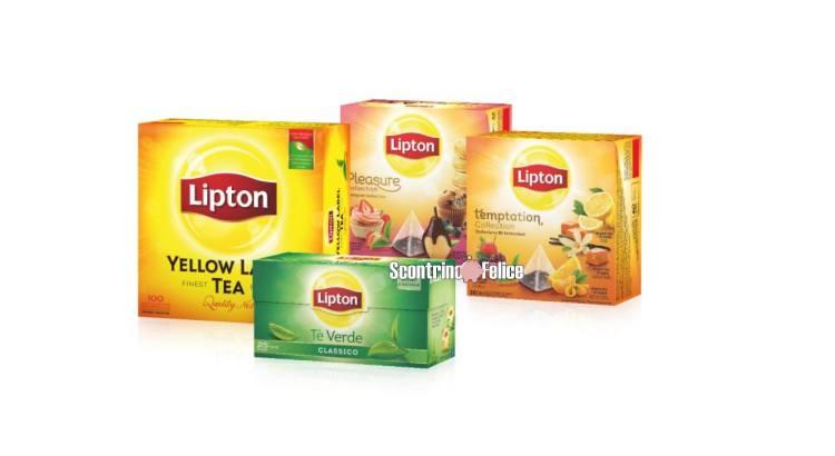 Concorso Scopri il gusto della natura con Lipton