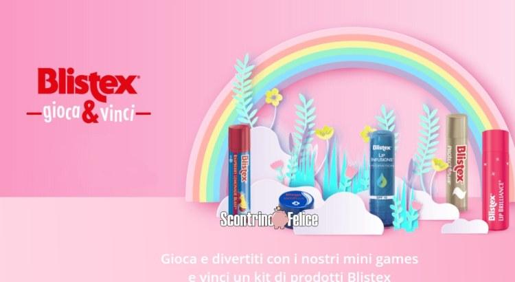 Blistex Gioca&Vinci 2021
