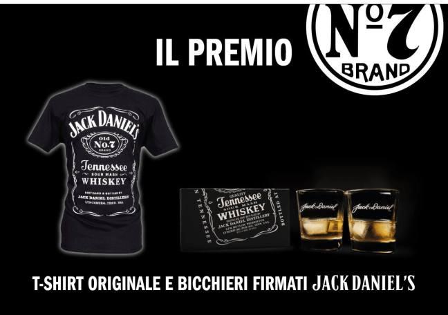 www.scontrinofelice.it acquista jack daniels e ricevi 1 coppia di bicchieri da whiskey e 1 t shirt jack daniels premio sicuro coppia di bicchieri da whiskey e maglietta Acquista Jack Daniel's e ricevi 1 coppia di bicchieri da whiskey e 1 t shirt!