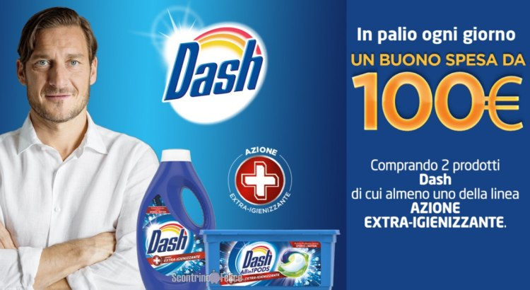 Concorso Dash Vinci La Spesa