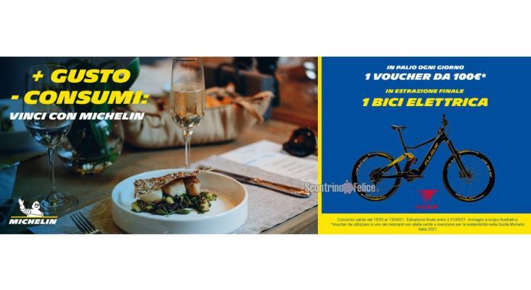 Concorso gratuito Michelin