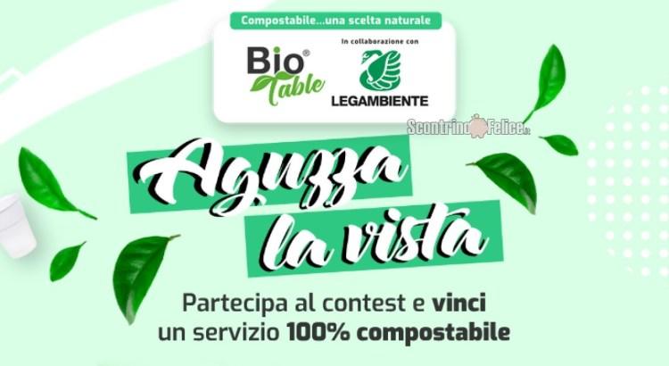 Concorso gratuito BioTable