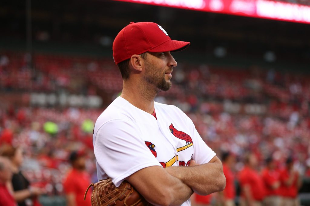 Adam Wainwright Has A New Entrance and A Chip On His Shoulder
