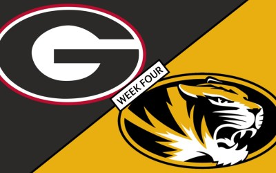 Missouri Football Report – Georgia vs Missouri – September 15, 2018