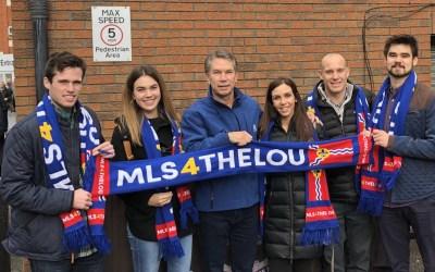 MLS update with Jim Kavanaugh