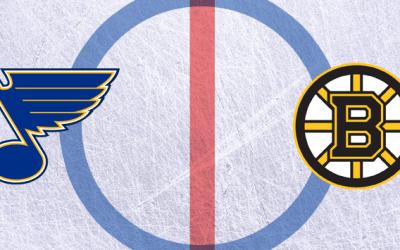 Blues Report – Blues vs Bruins – January 17, 2019