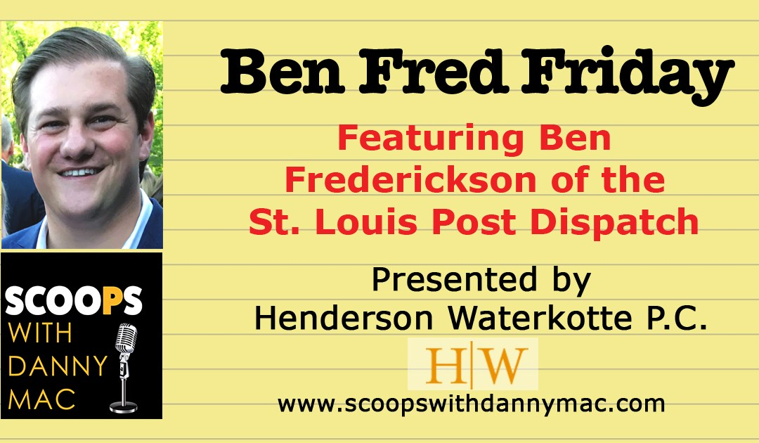 Ben Fred Friday – April 19, 2019