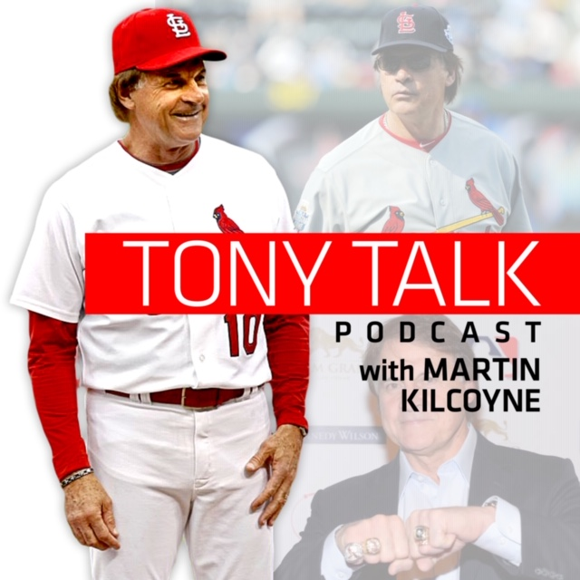 Tony Talk – Episode 14 – Mike Shannon, home plate collisions, Bob Gibson