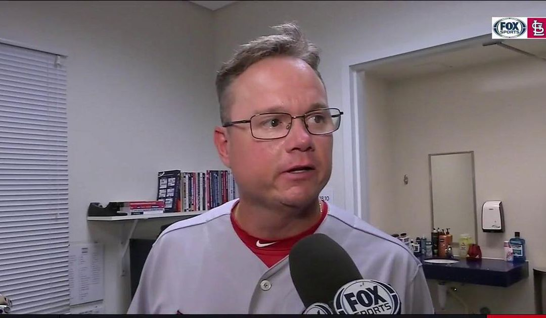 Game Day Update with Derrick Goold – May 28, 2019