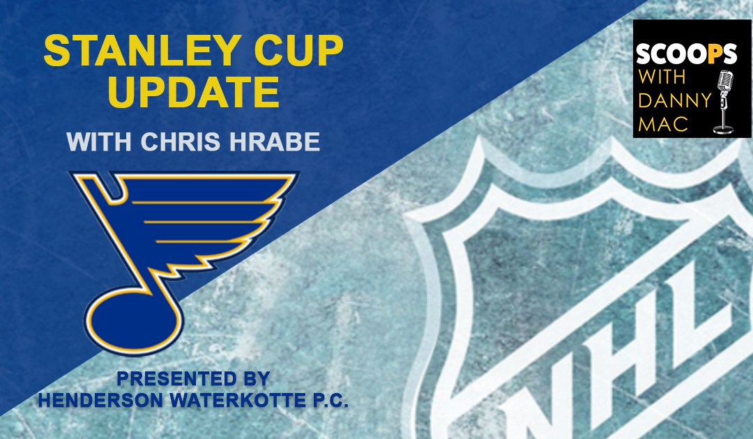 Stanley Cup Update with Chris Hrabe – Game 6 Preview