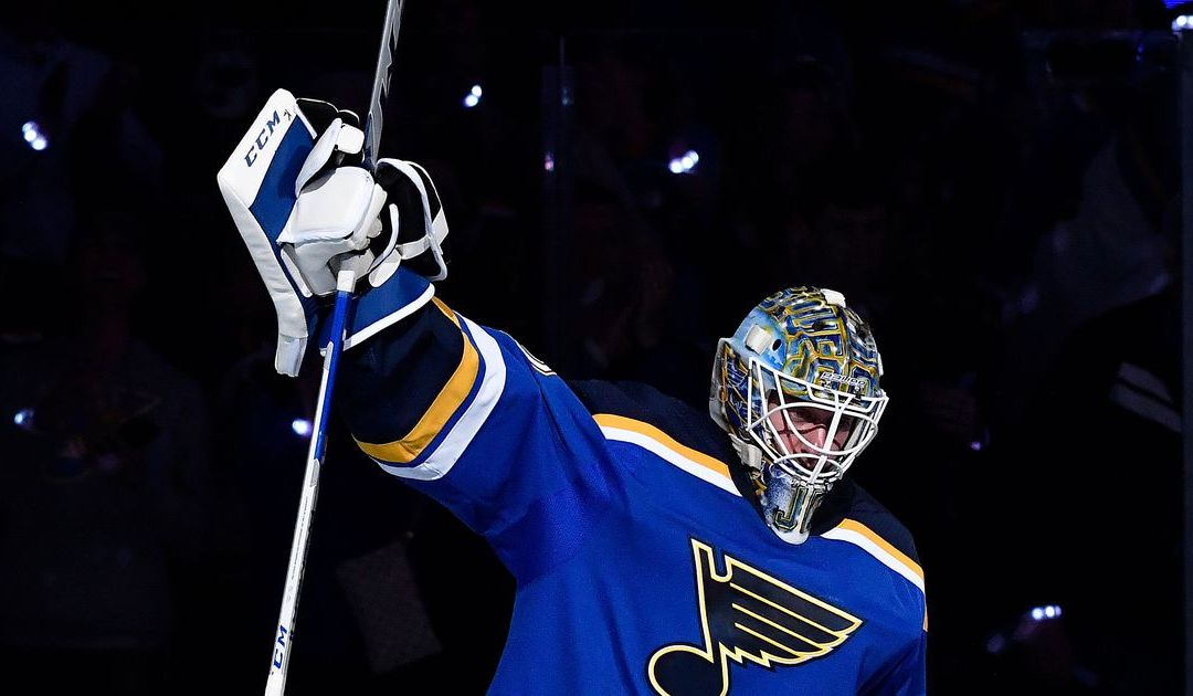 Jordan Binnington and the Numbers