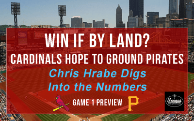 Win if By Land? Cardinals Hope to Ground Pirates