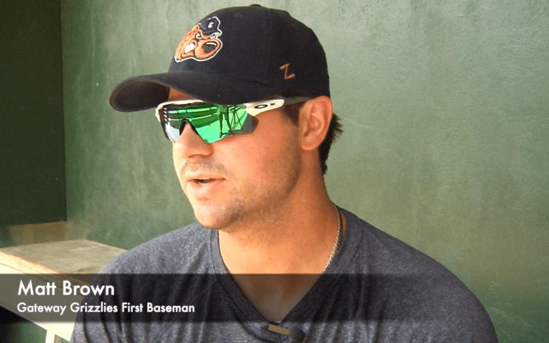 Matt Brown – Gateway Grizzlies