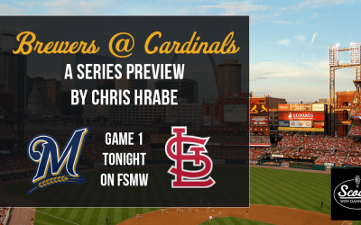 Brewers at Cardinals- A Series Preview