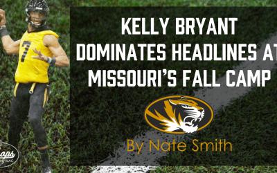 Kelly Bryant Dominates Headlines at Missouri's Fall Camp