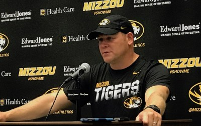 Missouri's Defense Shows Up Big In Home Opener