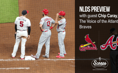 NLDS Preview with Guest Chip Caray, Voice of the Atlanta Braves